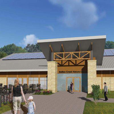 Home Indian Creek Nature Center