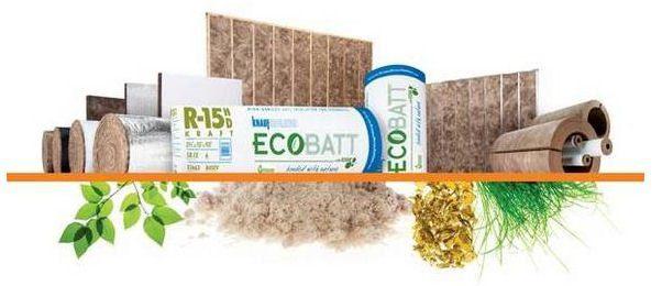 Ecobatt insulation